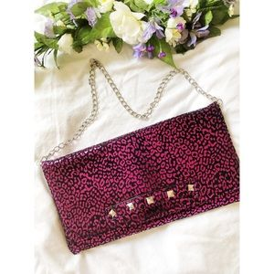 Betsey Johnson clutch nwot